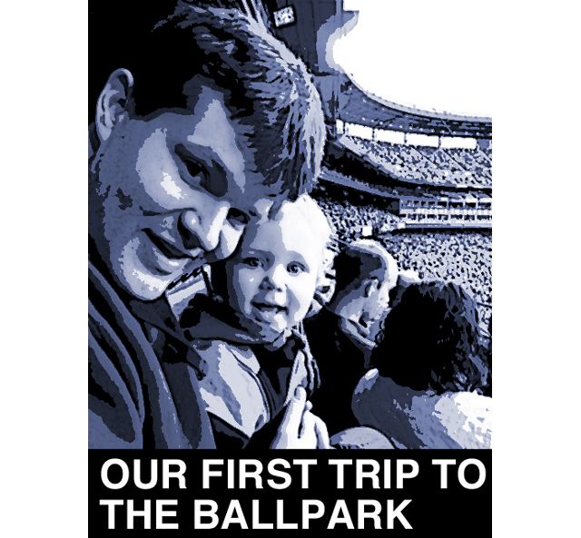 Give dad a custom photo project with a modern twist this Father's Day with this easy peasy tutorial
