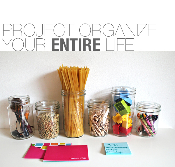 Tons of posts on how to organize your life.