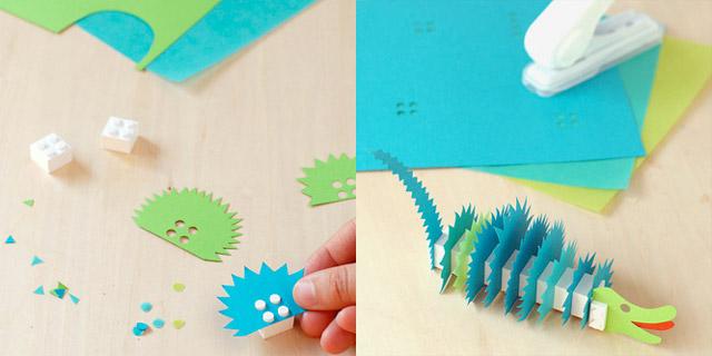 Поделки для малышей 2-5 лет своими руками из цветной бумаги - Russkij-Litra.ru