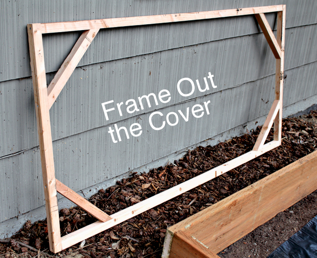 build a sandbox with cover