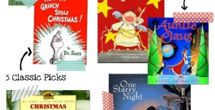 Classic and soon-to-be classic Christmas books picked by a children's librarian