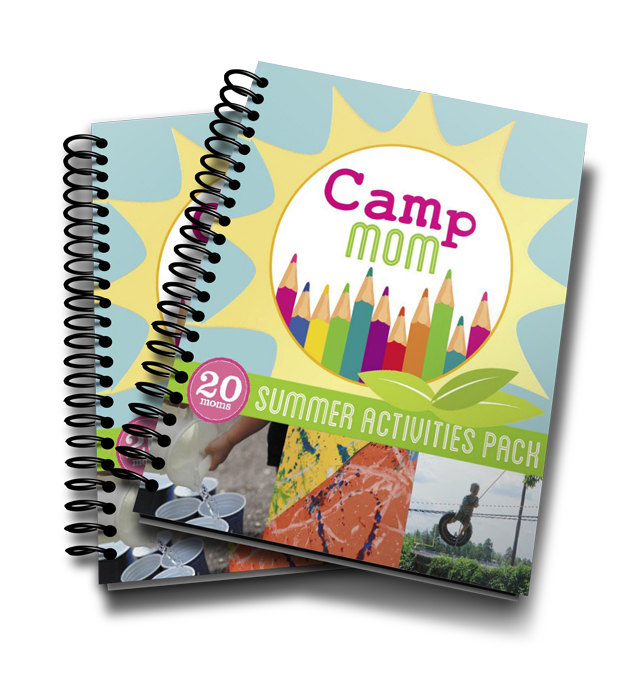 Camp Mom - tons of great activities to keep the kids learning and having fun all summer long.