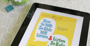 Virtual Book Club - How to Talk So Your Kids Will Listen and Listen So Your Kids Will Talk