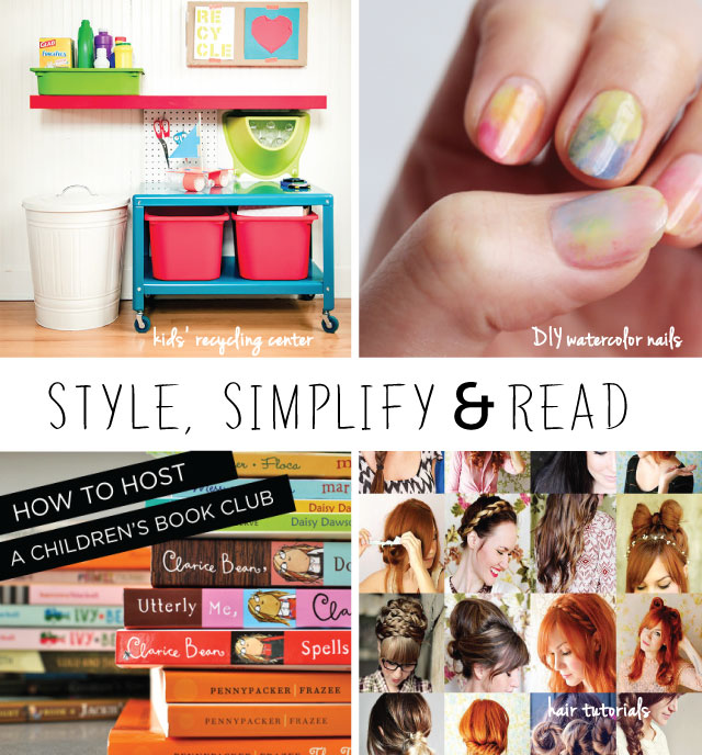 Four rad tutorials for modern moms