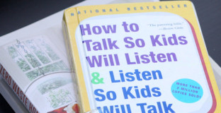 Virtual Parenting Book Club - How to Talk So Kids Will Listen and Listen So Kids Will Talk (lots of great insights here).