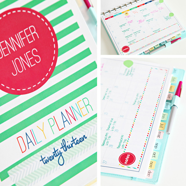 i heart organizing printables