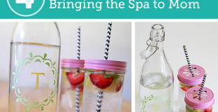 4 easy DIY gifts for bringing the spa to mom