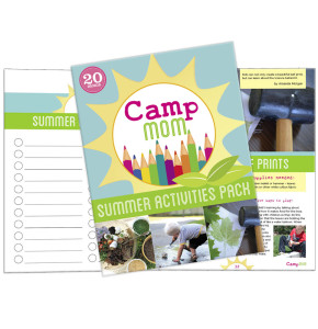 Camp Mom: Summer Activities Pack