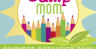 Camp Mom: Summer Activities Pack - an 84 page PDF download put together by the best playtime bloggers around.  With 84 pages of activities, adventure ideas, and reading lists - you and the kids will be set for the summer!