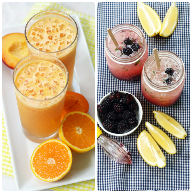 Summer Drinks for Tired Mamas