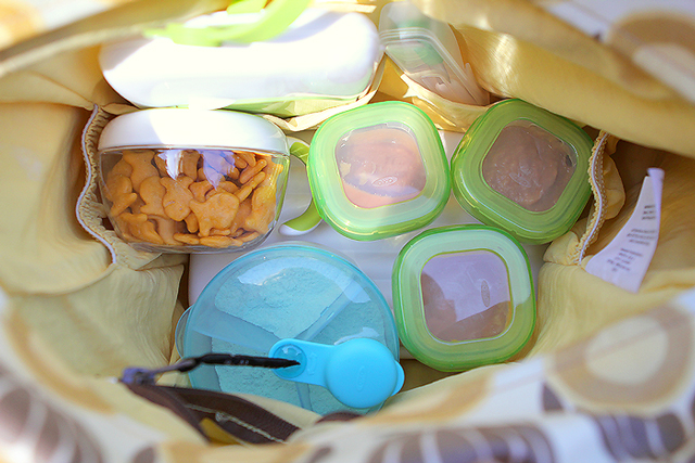 Great tips and gear for being on-the-go with young kids
