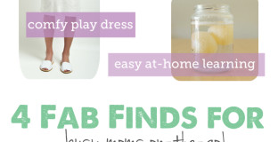Fab finds for on the go moms - love all of these!