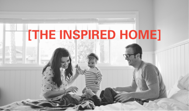 The Inspired Home - a fabulous online class on how to use your iphone to capture great images of your family.