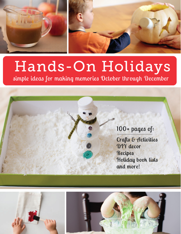 Hands On Holidays eBook - can't wait to use this with the kids this year!