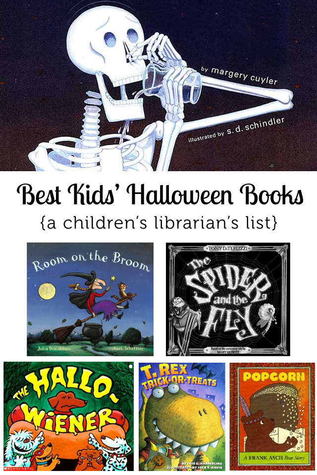Best Halloween Books for Kids