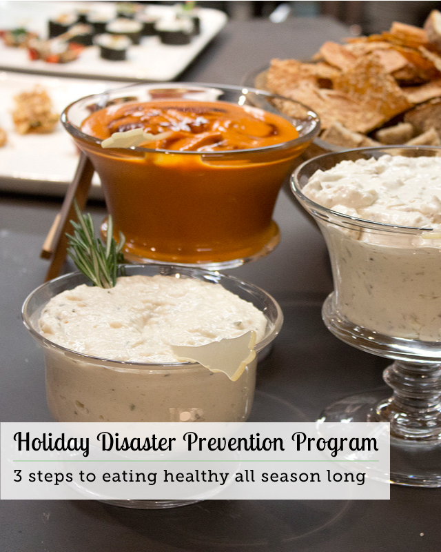3 simple steps to staying on track this holiday season - love the pumpkin cookie recipe and all the tips in step #3 (can't wait to try the apple cider morning drink)