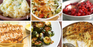 Thanksgiving Side Dishes You Need to Try This Year - pinning for this year, we're definitely trying #5 and #9!