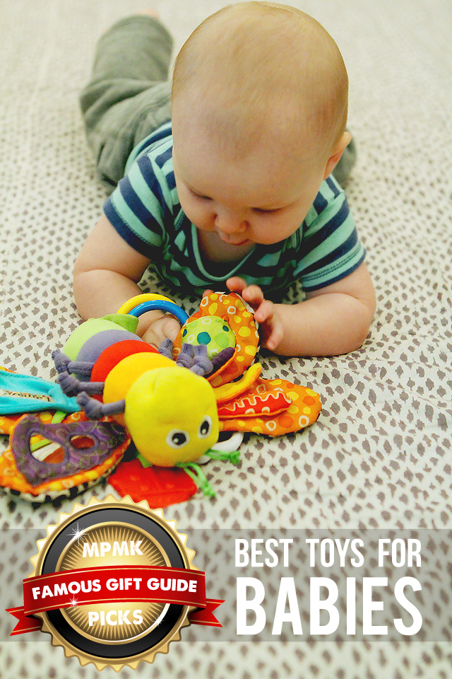 Best toys for babies and young toddlers