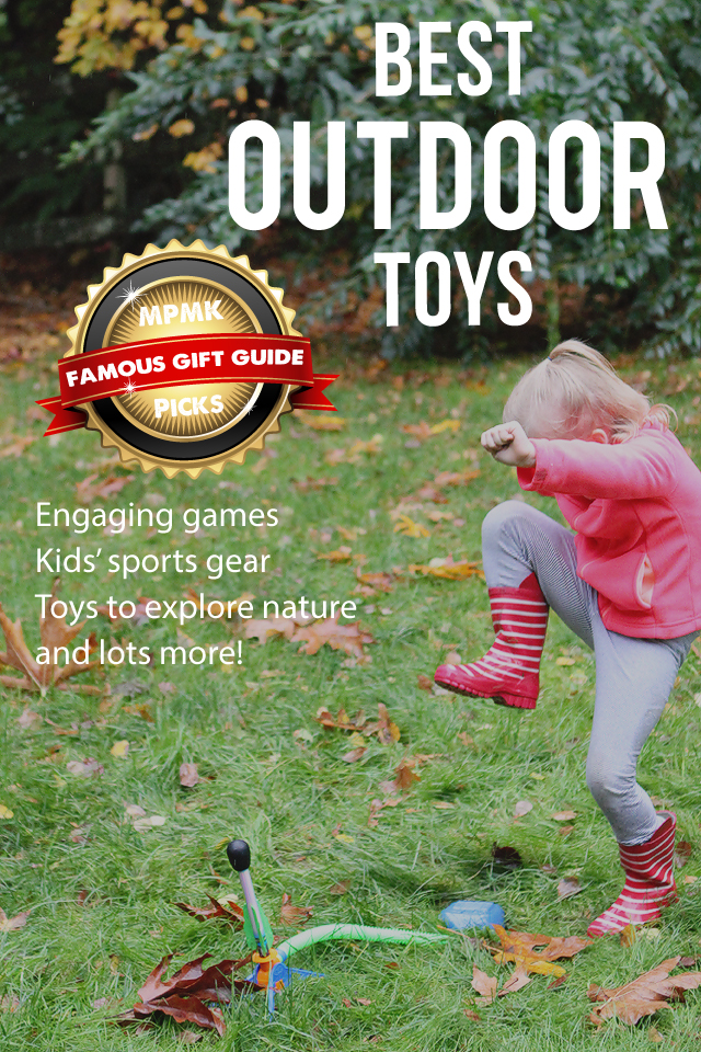 The Best toys for keeping kids active - everything from yoga games to best beginner bikes and more!