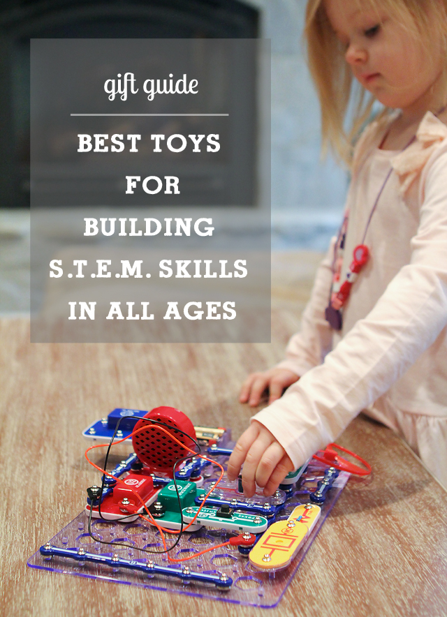 Best Educational Toys For Tech : Gift guide best s t e m toys and learning