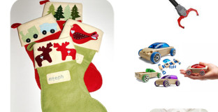Great list of stocking stuffers - something here for every kid I'm shopping for this year