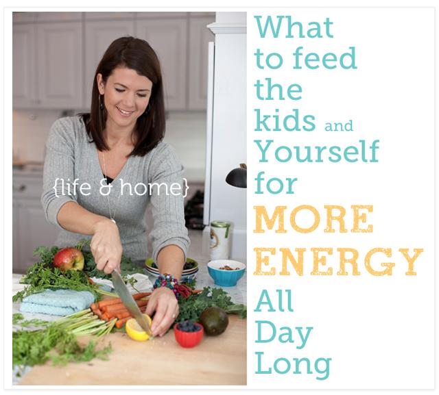 5 steps for eating for energy