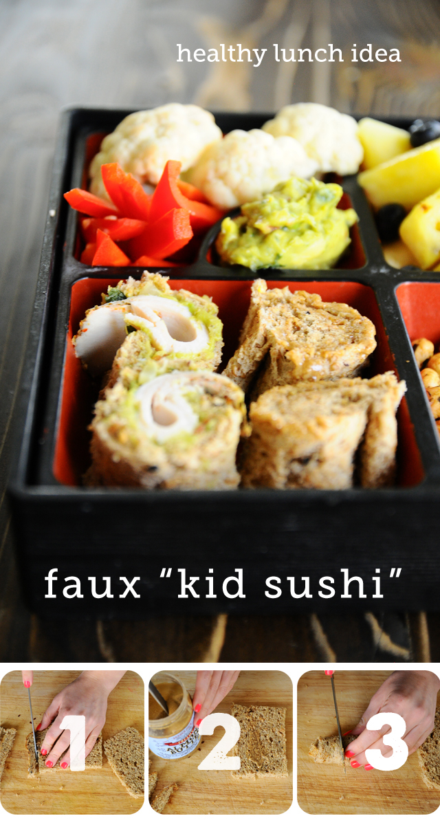 Tried this fun presentation of healthy foods with my kids and they couldn't get enough!