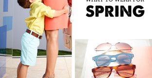 Fresh spring fashion trends