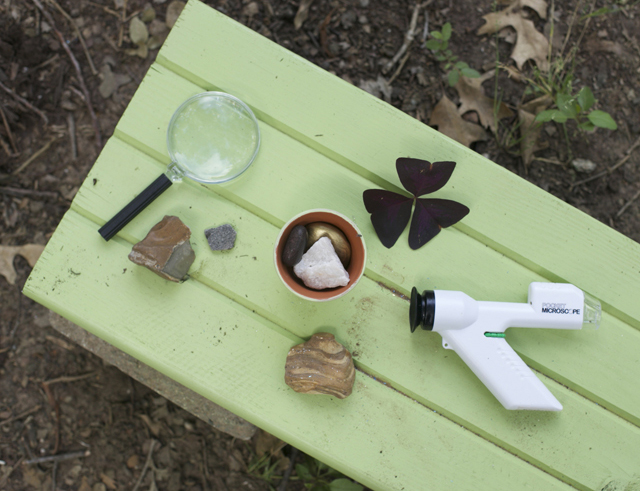 Playtime: Creating an Outside Exploration Station