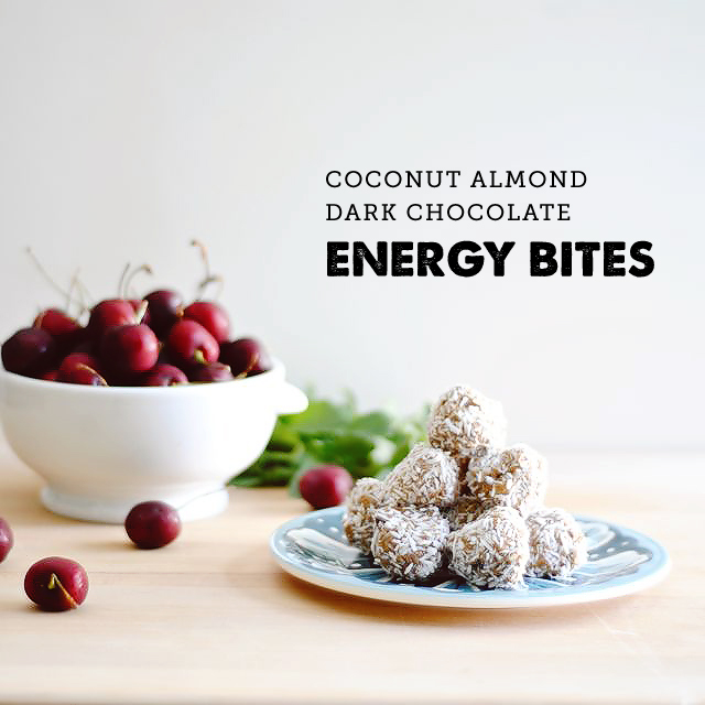 Easy, no-bake and peanut-free energy bites kids will love to eat, and help make!
