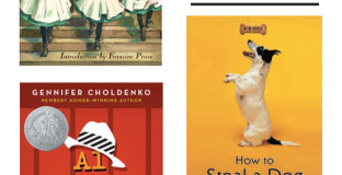 Books for kids centering on strong families - these are the perfect reads this time of year!