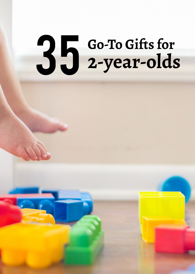 "MPMK Toy Gift Guide: Best Toys for 2 year olds- super engaging toys that are my ""go-to"" gifts for two year olds come Christmas or birthdays."