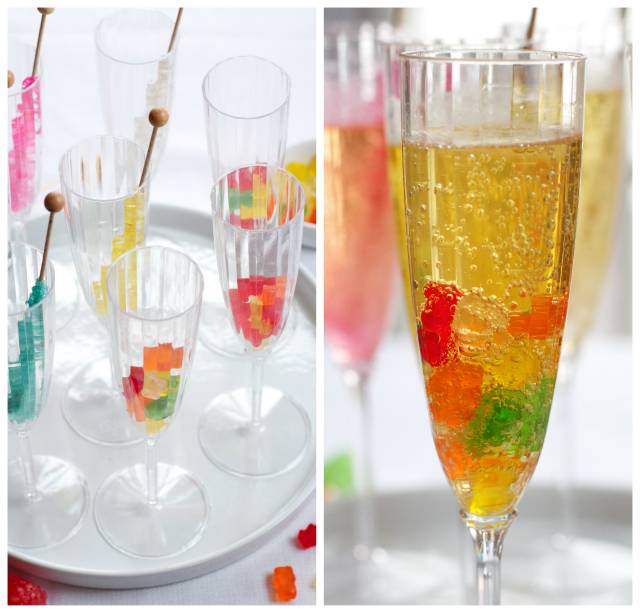 Kids new year s eve mocktail recipes for Simple alcoholic drink recipes