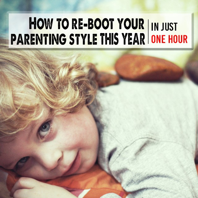 Such great info. on positive parenting!!