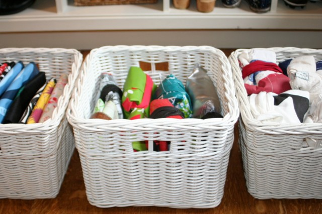 How To Fold And Store Re Usable Bags To Save Space In Your