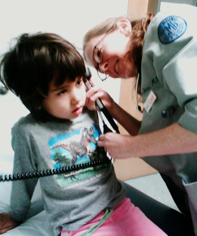 Do you ever lie to your pediatrician? - I totally do sometimes :/. Such an interesting article!