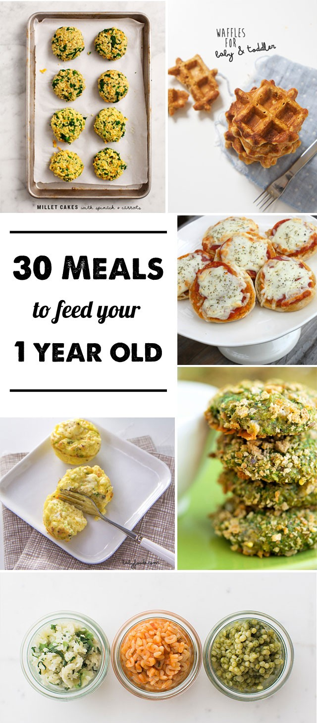 30 meals to for 1 year olds dinner ideas for young toddlers