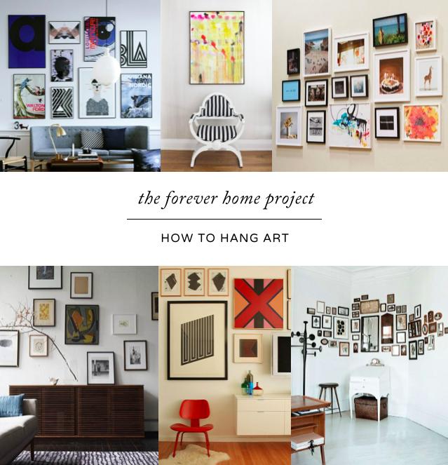 How To Arrange Art